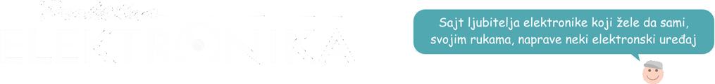 Praktična elektronika Logo